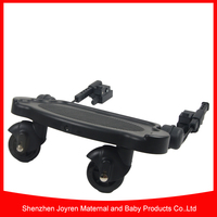 Baby Travel Buggy Pram Stroller Board, Ride On Stand