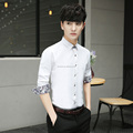 100% Cotton Men 's Long Sleeve Formal Shirts