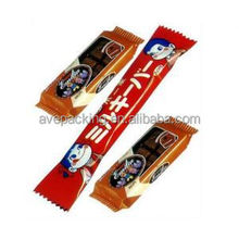 Stick pack plastic sachet in roll film for food purpose