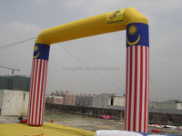 inflatable sports arch,inflatable arch model,outdoor entrance arch designs
