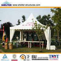 Durable stretch tents in china for street market