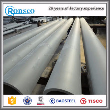 mirror polished stainless steel tube 38mm ss316 pipe price per kg