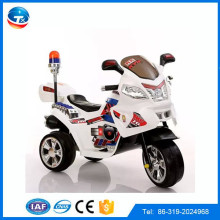 2016 hot sale China Ride on Car Toys Three Wheels Children Electric Motorcycle bike with 16 Pieces Musics
