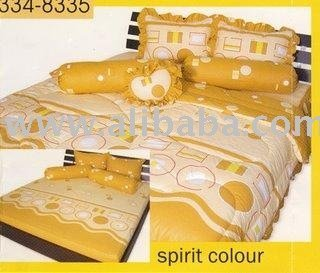 Sprei KING Spirit colour