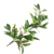 Spring leaves Spray Garland wreath flower arrangement