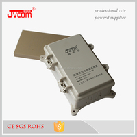 Overcurrent protection plastic open door box customized portable power supply