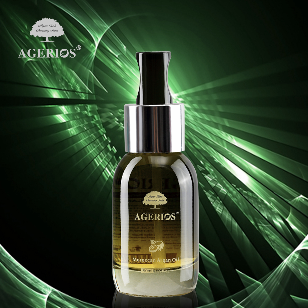 Create your own brand best cosmetic organic oil argan