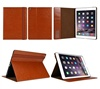 Black Luxury Leather Wallet Case Cover Stand for Apple iPad Pro 12.9""
