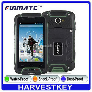 Excellent quality Best-Selling V3 4 inch IP68 Waterproof best waterproof rugged smart phone