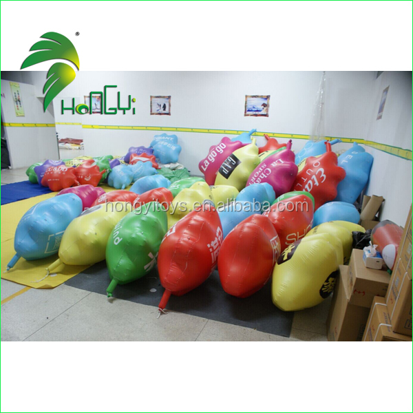Advertising Custom logo pvc Inflatable Cloud Balloon