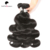 Women body wave hair bundle100% human virgin hair extension