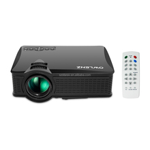 Hot sale mobile phone projector SD60 wireless hd projector better sales than UC46