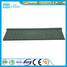 French style wood shake roof tile/ stone coated roof shingles