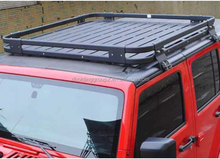 Jeep Wrangler 4x4 accessories rack roof, steel material auto spare parts