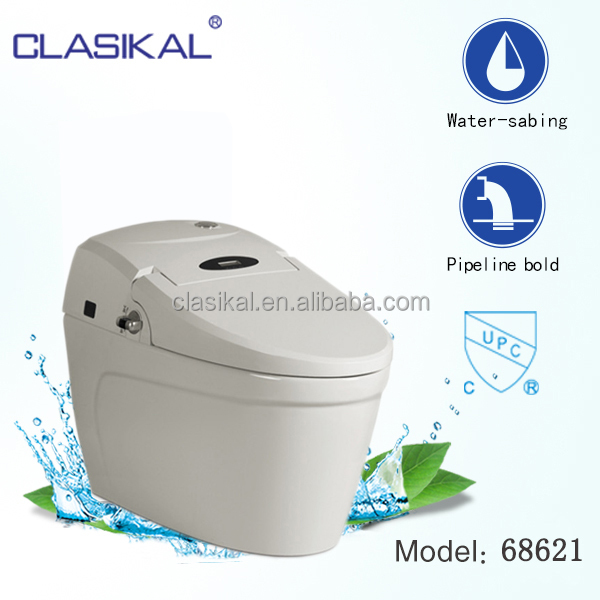 68621 CLASIKAL Sanitary ware prices wholesale intelligent toilet
