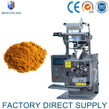 Factory sale low cost masala curry powder sachet small vertical packing machine price