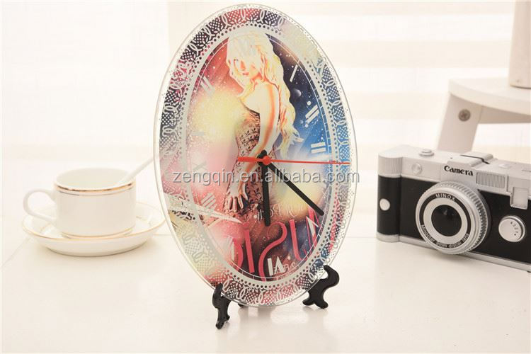 New and hot New product plastic led digital table clock display wholesale