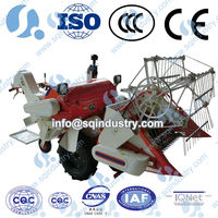 rice harvester, mini combine harvester, wheat harvester