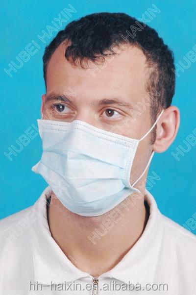 Allergy 3-Ply Non-woven Surgical Face Mask TUV