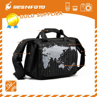 Leisure waterproof hot sale customized waterproof camera case with strap