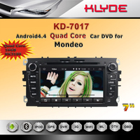 klyde special 2 din gps car navigation dvd for ford mondeo