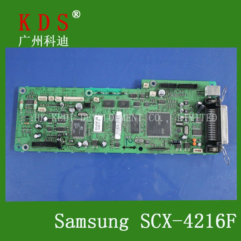 Printer spare Parts Mainboard for Samsung SCX-4216F motherboard print spares formatter board