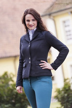 Women Equestrian Clothing Horse Riding Softshell Jacket