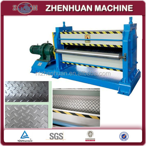 Automatic sheet metal embossing machine manufacturer