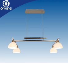 New modern glass pendant light fittings dining room pendant chandelier lights for home decorative