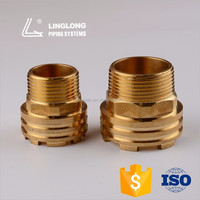 Skillful manufacture male threaded reducing insert