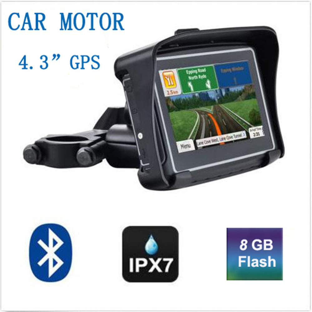 car navigation and entertainment system for Golf cart tourist navigator