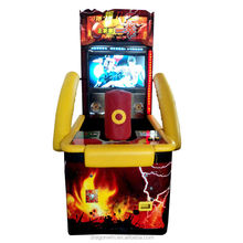 A punch coin operated china shoot video redemption electronic punching sports entertainment arctic boxing vending game machine