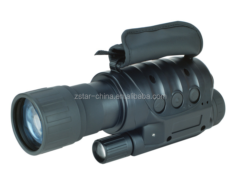 Digital night vision rifle scopes with sony CCD and effective range 260-700 meters.