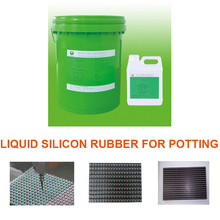 Potting Silikon 10:1 Potting Silicone Rubber Silicon Sealant