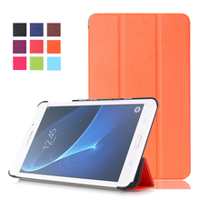 Hot Selling Fashional Flip Leather Tablet Case for Samsung TAB A 7.0 T285 T280