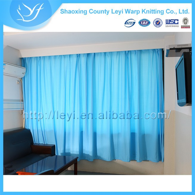 LY-4 2015 Hot Selling High Quality Jacquard Fabric Curtain