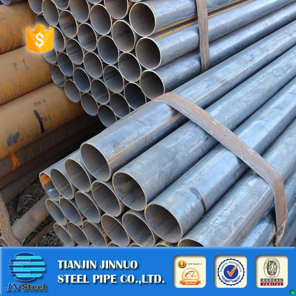 Plastic construction machines casing cold drawn precision round carbon steel tube