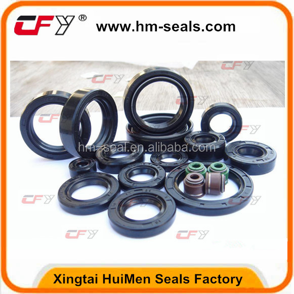 [Seals Factory] High Quality Spring Loaded Oil Seals For Motorcycle, Machinery, Autoparts