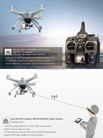 5.8G FPV Helicopter drone professional for Aerial Photography, 4 Axis Unmanned Aircraft