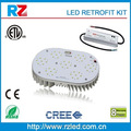 Top quality ETL / cETL/CE/ ROHS listed 8 years warranty LED retrofit kits 600w led floodlight