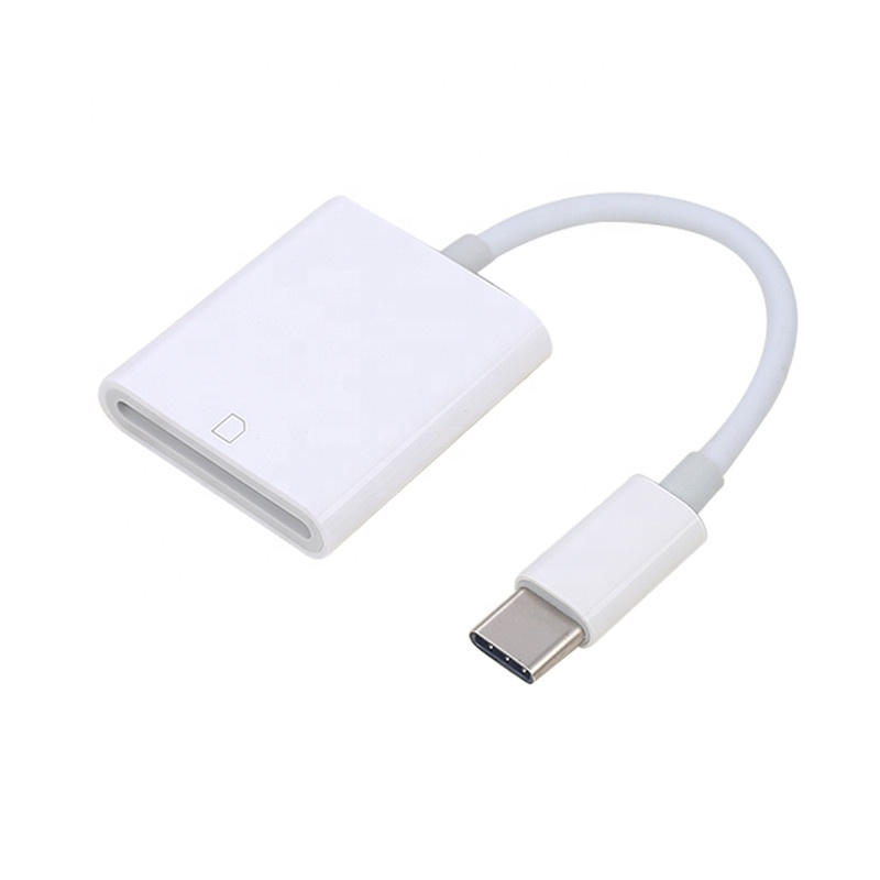USB-<strong>C</strong> Type-<strong>C</strong> to SD Card Camera Reader Adapter For Apple Macbook Pro iPad Pro <strong>11</strong> 12.9