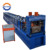 Hydraulic System Automatic Colored Glaze Steel Metal Roof Ridge Cap Tile Roll Forming Machine
