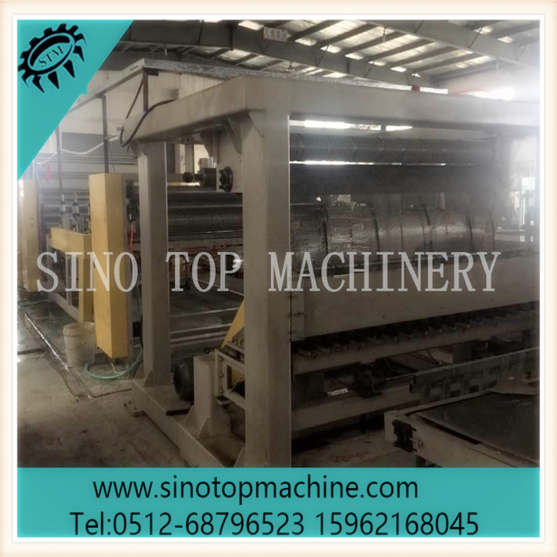 Economical paper honeycomb core product machinery paper packaging machinery