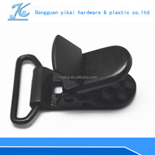 Eco-friendly hotsale clear plastic paper clip,plastic office memo clamp clips,spring loaded clips