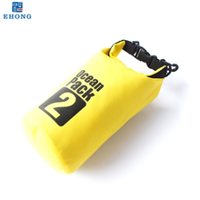 Logo custom traveling use the PVC water proof ocean pack dry bag