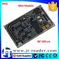 Mini Oem 1M Middle Range Uhf Rfid Card Reader Module With Development Kit