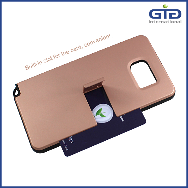 With Card Slot PC TPU Case for Galaxy for Note 5