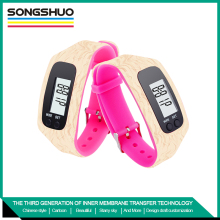 Hot selling reasonable Calorie Sleep Temperature Healthy Silicone Smart Wrist Pedometer Watch