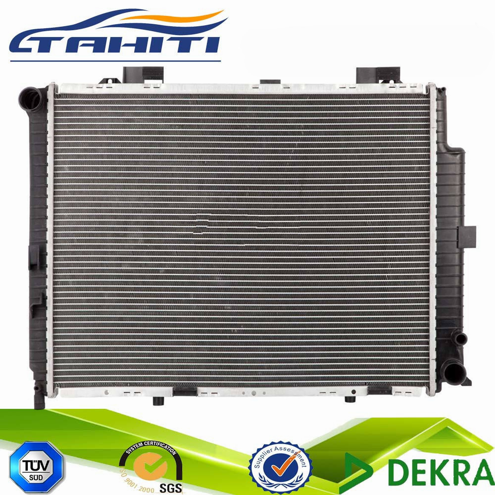 Auto Cooling System Aluminum Plastic Car Radiator For E300 E300D Diesel 2105003203