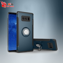 Hybrid shockproof slim case for note 8/note 8 plus,cover for galaxy note 8 cellphone covers shock resistant